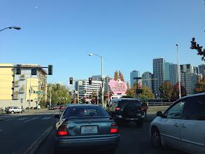 Photo: Pink Elephant Car Wash Sign