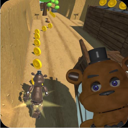 Freddy's Canyon Runner