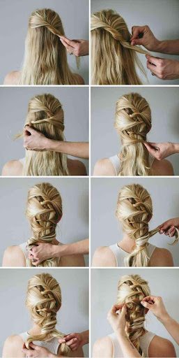 Beauty Hairstyle Tutorials