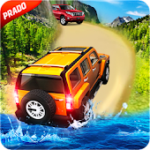Real Jeep Mountain Offroad- Crazy Offroad Prado 3D