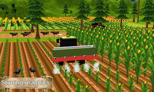 Download Tractor Sim 3D: Farming Games APK