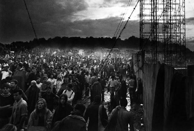 Photos of Life at Woodstock 1969 (28)