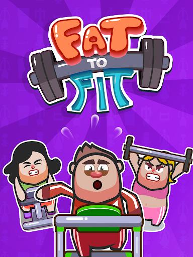 玩免費休閒APP|下載Fat to Fit - Lose Weight! app不用錢|硬是要APP