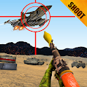 Jet War Fighter Airplane Shooting icon