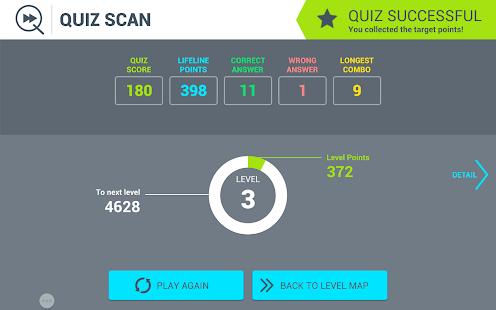 QuizGame3 - náhled