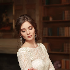 Wedding photographer Kristina Lebedeva (zhvanko). Photo of 17.10.2017