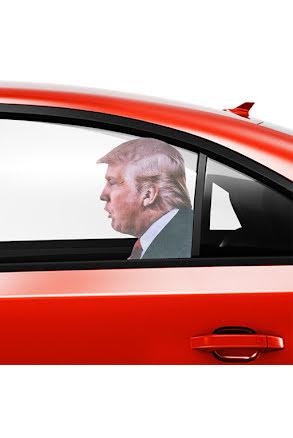 Fönsterdekor, Trump
