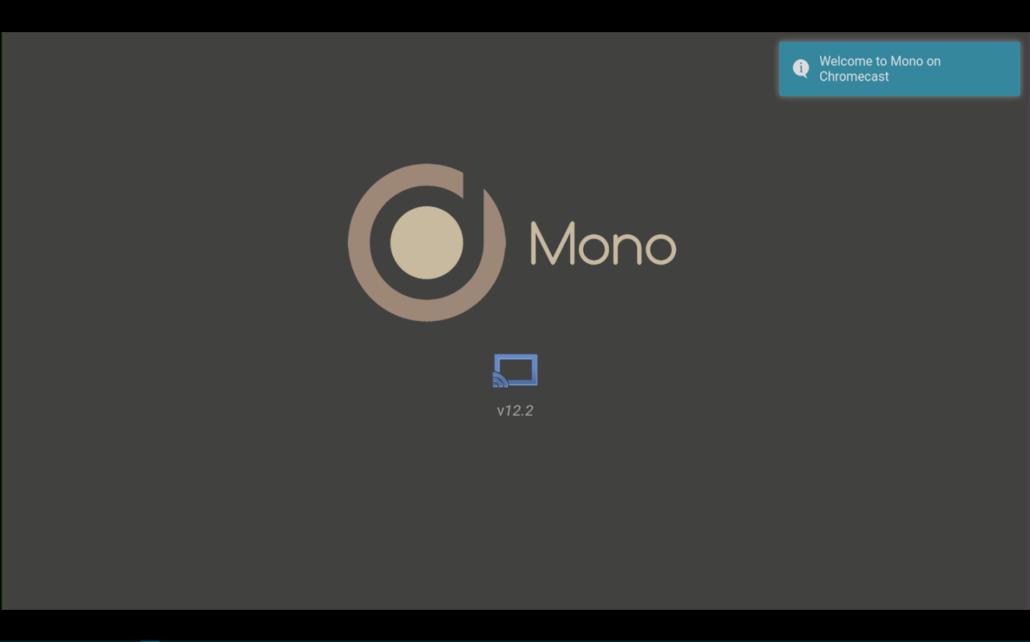 Mono- screenshot