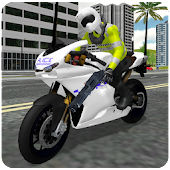 Police Bike Chase City Driving Android APK Download Free By Game Pickle