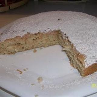 Cinnamon Supper Cake