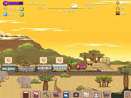Tiny Rails modavailable screenshots 14