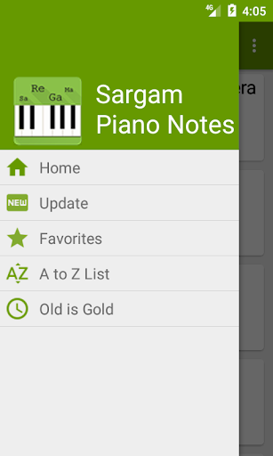 Sargam Piano Notes 18.0 screenshots 2