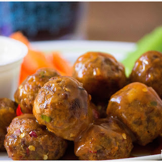 Meat Balls (Asian Style) Recipe