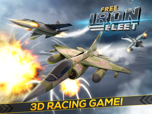 Iron Fleet: Air Force F18 Jet for PC