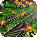 Train Construction Simulator 2018- Railway Tracks icon