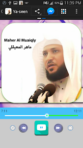 Quran Audio Maher Al Muaiqly screenshot 3