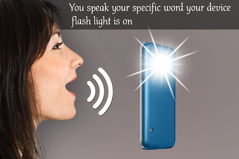 Speak to Torch Light Screenshot