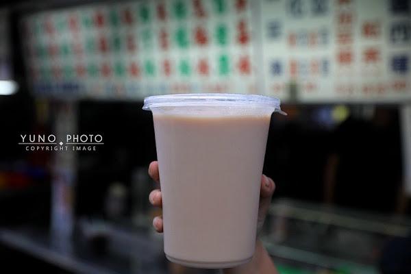 阿吉豆漿紅茶 南機場夜市