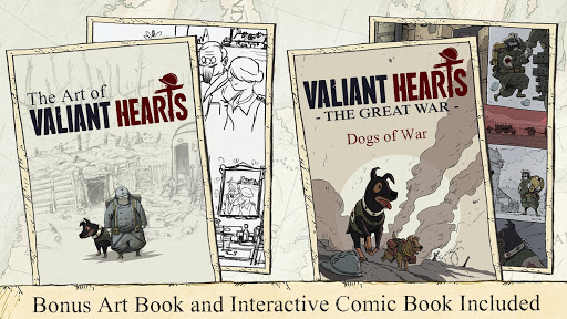 Valiant Hearts The Great War 1.0.1 screenshots 6
