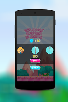 Lol Game Surprise Confeti Pop apk screenshot