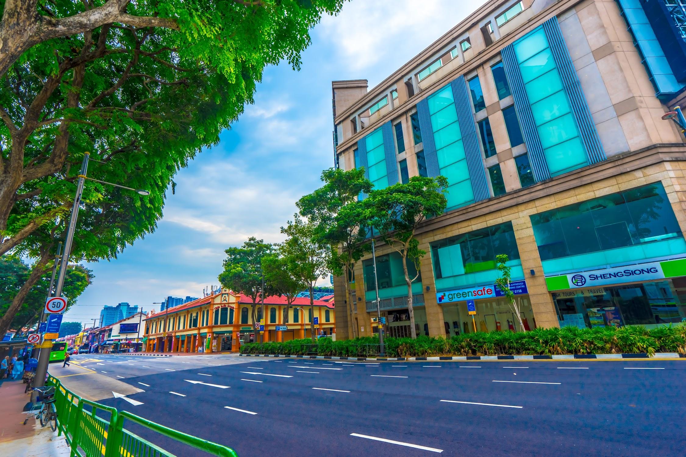 シンガポール リトル・インディア1