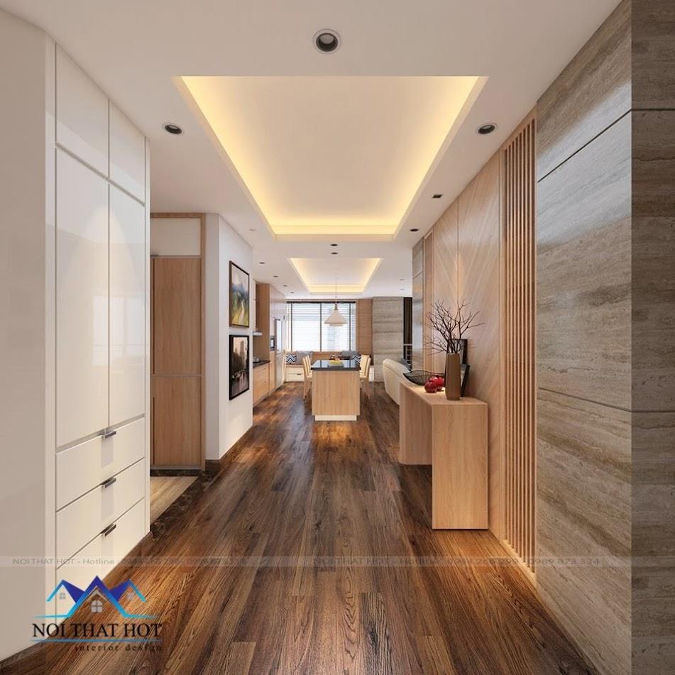 thiết kế phòng khách chung cư, thiết kế chung cư đẹp