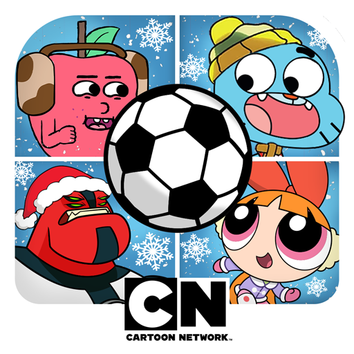 Toon Cup - Le jeu de foot de Cartoon Network