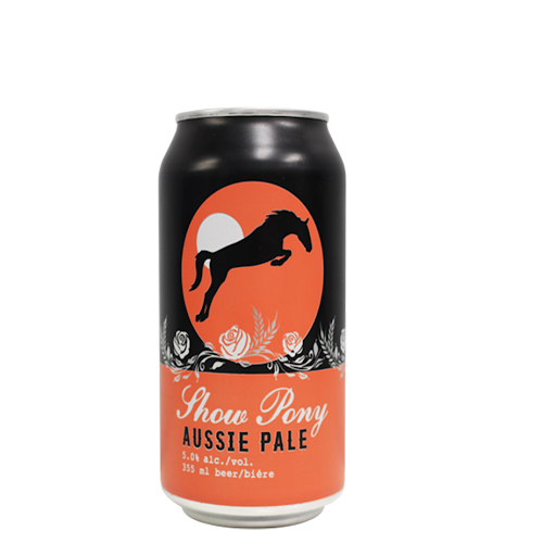 Last Best Show Pony Pale Ale – 355 ml can