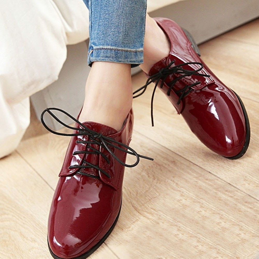 all-types-of-shoes-for-women_derby