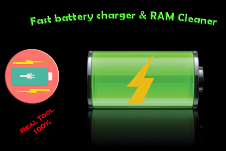 Fast Battery Charger & RAM Cleaner - náhled