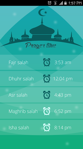 Prayer Time