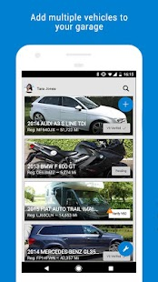 Servicefy- Car Management & Servicing Made Simple- screenshot thumbnail