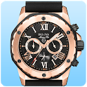 Mens watches icon