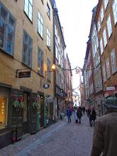 Photo: Smagios Stokholmo senamiesčio gatvelės :)