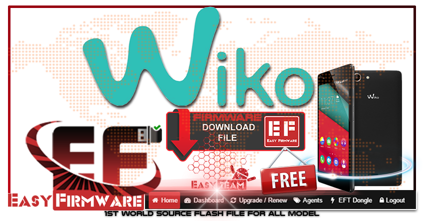 Download WIKO Stock Rom for all models Collection Free For All - GSM