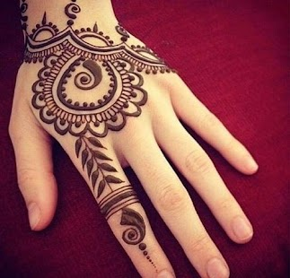 Mehndi Designs Collection - náhled