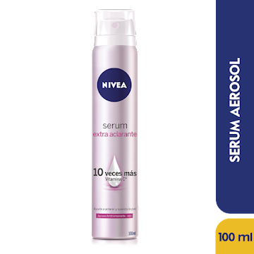 Desodorante Nivea Serum   Aclarado Spray x100ml