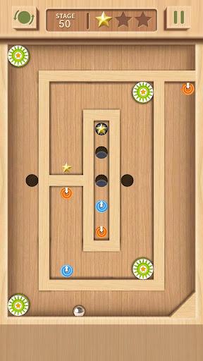 Maze Rolling Ball 3D apkmind screenshots 4