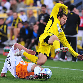 Tripped Up by Tom Theodore - Sports & Fitness Soccer/Association football ( soccer )
