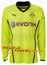 Photo: Borussia Dortmund 1ª ML * Camiseta Manga Corta * Camiseta Manga Larga * Camiseta Niño con pantalón
