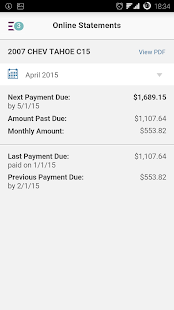 Ally Auto Mobile Pay- screenshot thumbnail