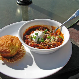 The Mountain Kitchen Chili