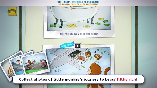 Greedy Little Monkey- screenshot thumbnail
