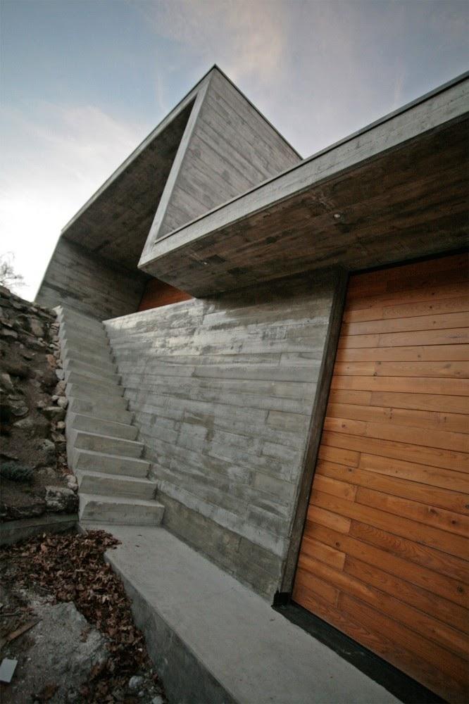 Casa Ladeira en Serra de Freita - Oficina d'Arquitectura