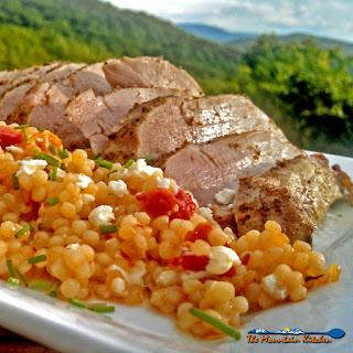 Greek Pork Ribeye Roast Recipe