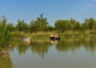 Photo: Ingresso nel lago nascosto