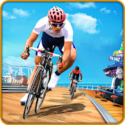 BMX کوهنوردی - MTB Hill & مسابقه دوچرخه