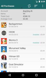 My Paid Apps Screenshot 1