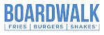 Logo for Boardwalk Fries Burgers Shakes