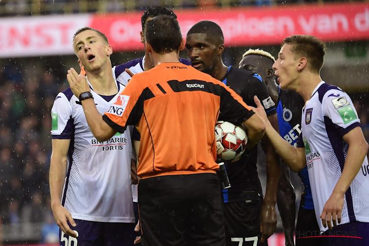 Les passages à vide d'Anderlecht : les Mauves réagissent mal aux faits de match